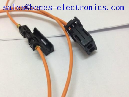 TYCO 1355734-1-Automotive Fiber Optic Connector
