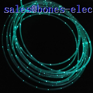 3*0.75mm sideglow sparkle cable