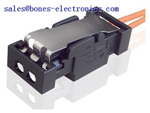 POF Connector-MOST-TYCO-1355752