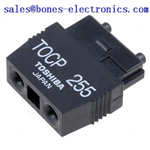 Toshiba TOCP 255 plastic fiber optic connector